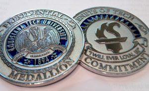 Presidential Medallion - Commitment