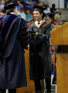 First Commencement