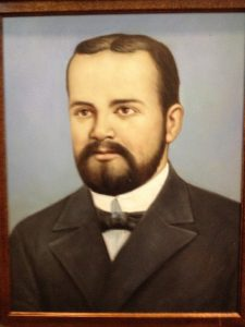 President Arthur T Prescott 95-99