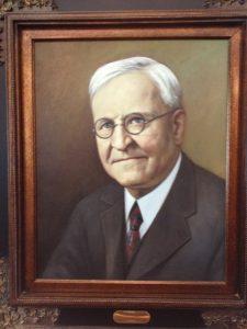 President C E Byrd 06-07