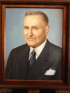 President  Claybrook Cottingham 41-49