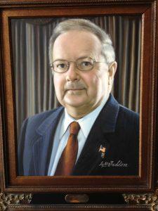 President Daniel D Reneau 87-13