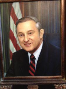 President F Jay Taylor 62-87