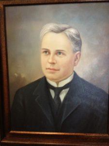 President James B Aswell 00-04