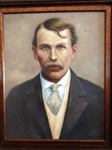 President W C Robinson 99-00