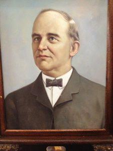 President W E Taylor 04-05