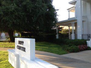 Ropp Entrance & Courtyard