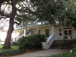 Ropp West Entrance