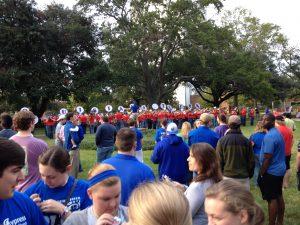 Band @ Pep Rally