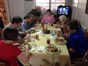 Peg's Thanksgiving