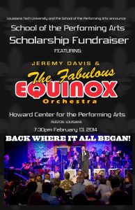 Jeremy Davis and Fab Equinox Orch
