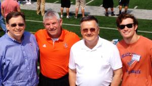 Bobby Brasher, Stewart Cathey & Seth Brasher2