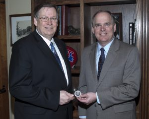 Guice and AEP CEO
