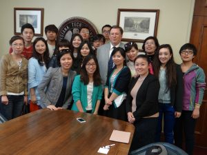 Chinese Group and Dan Erickson