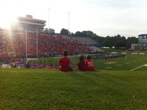 Embracing the traditions at Joe Aillet Stadium