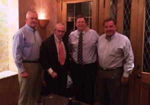 Jerry Allen, Ed Walker and Chris Richardson