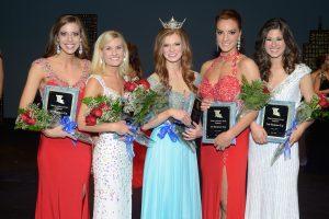 2015 Miss Tech Pageant Finalists