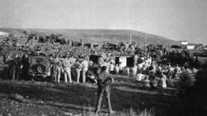 Amendola AFB in 1945 - 2