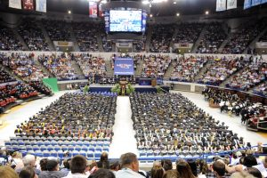 Spring 2015 Commencement, Louisiana Tech University