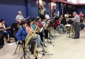 Lawrence Gibbs & Jazz Band