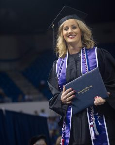 Meagan Lee, 2015 Summer Commencement, Thomas Assembly Center, Thursday, 08-20-2015, (photo by Donny Crowe), Copyright:Louisiana Tech University.All Rights Reserved.(dcrowe@latech.edu) 318-257-4854
