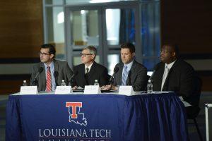 KTBS3 and Louisiana Tech University Gubernatorial Debate, Thursday, 10/15/2015, Davison Athletic Complex, Ruston, LA, (photo by Donny J Crowe), Copyright:Louisiana Tech University.All Rights Reserved.(dcrowe@latech.edu) 318-257-4854