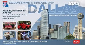Engineering & Science making Dallas & Houston Bulldog Country
