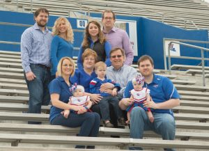 Guice Family in the Joe 2015