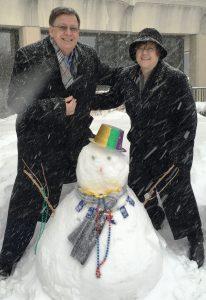 WMG Snowman