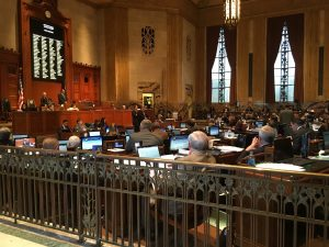 House Chamber Special Session