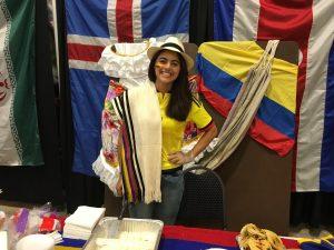 Bolivia student