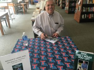 William Green Book Signing