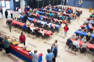 2016 Faculty and Staff Appreciation BBQ, Monday, 05/16/2016, Student Center, Ruston, LA, Louisiana Tech University, (photo by Donny J Crowe), Copyright:Louisiana Tech University.All Rights Reserved.(dcrowe@latech.edu) 318-257-4854