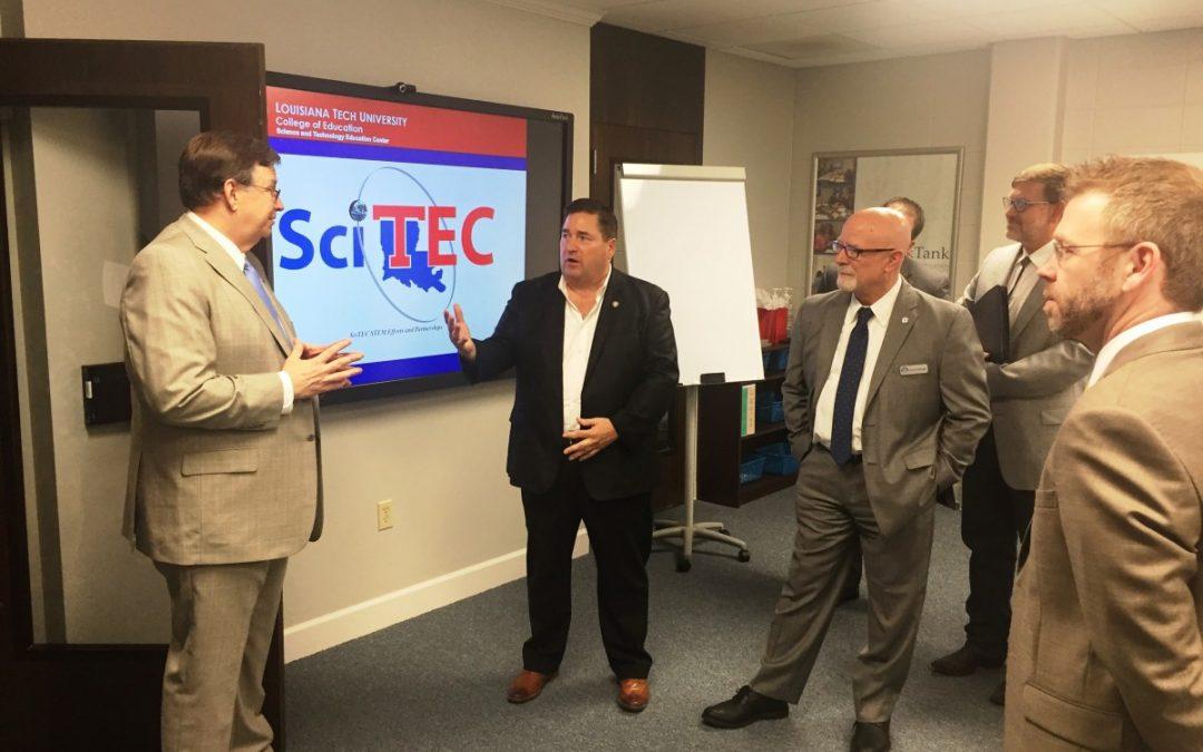Bridges to Success at Louisiana Tech