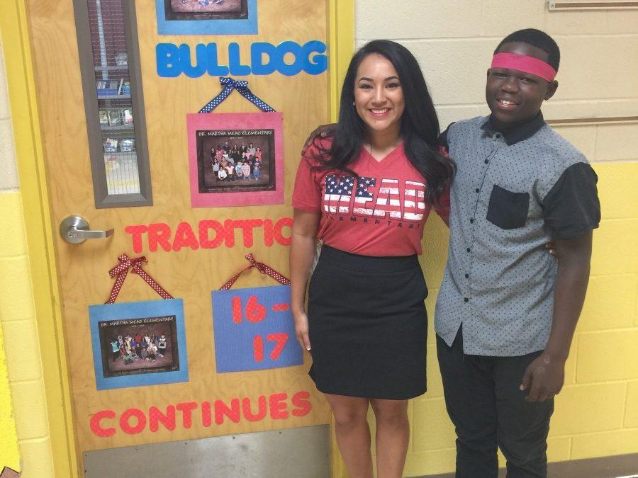 The Bulldog Tradition continues in San Antonio