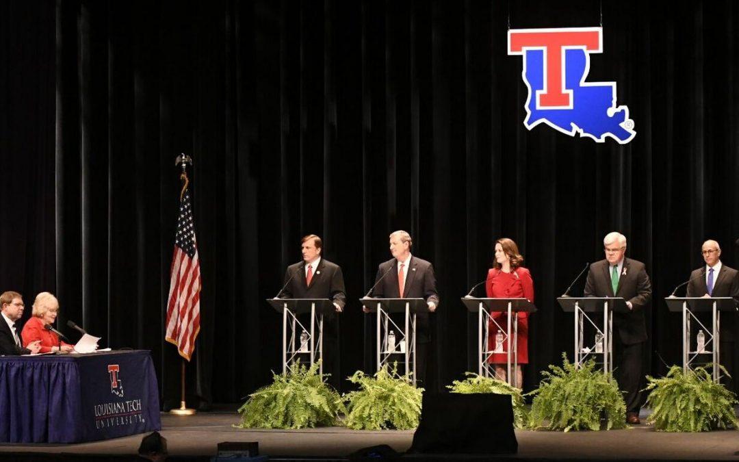 Louisiana Tech wins the debate