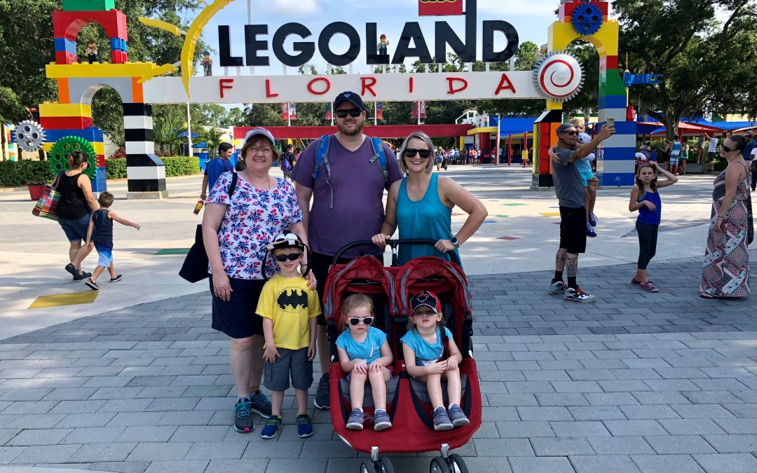 Retreating from LegoLand