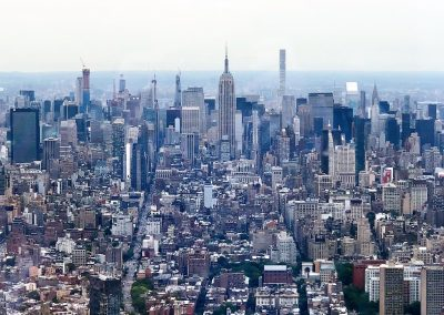 Manhattan from Freedom Tower