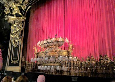 Phantom of Opera Stage