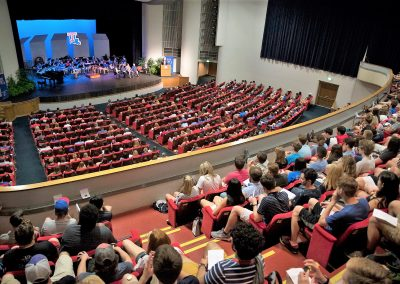 2018 Freshman Convocation