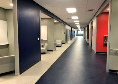 ASC 4th Floor Corridor