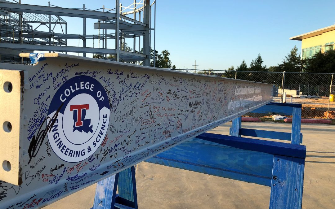 A Day for Signing Beams