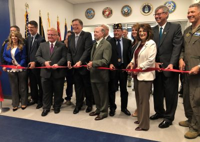 Veterans Resource Center Ribbon Cutting