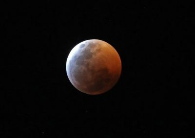 2019 Super Blood Wolf Moon