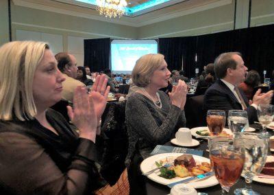 At Shreveport Chamber event