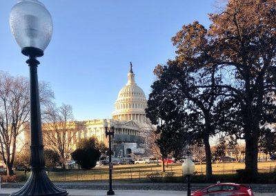 Beautiful US Capitol Building