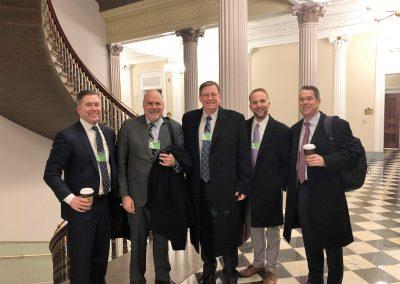 With Paul Rainwater, Kevin Nolten, Bert Steele & Reed Skaggs
