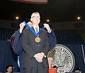 Alumnus Danny Graham
