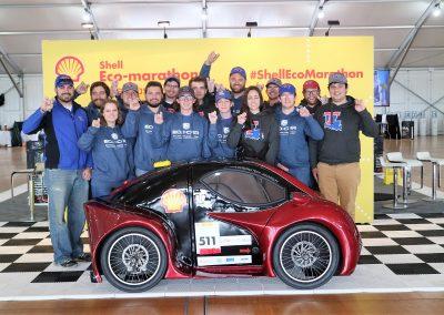 EcoCar Team at Sonoma