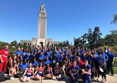 Students at Capitol 2019